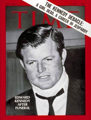 TIME Magazine Cover: Senator Edward Kennedy -- Aug. 1, 1969