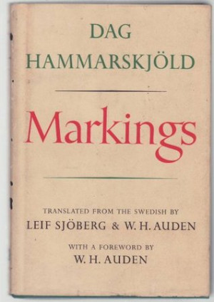 """Start by marking """"Markings"""" as Want to Read:"""