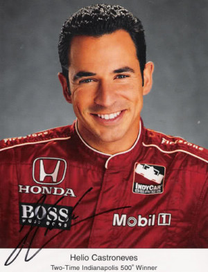 Helio Castroneves Image Picture Code