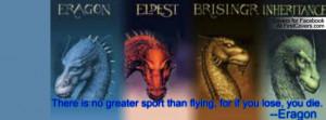 Eragon, Eldest, Brisingr, Inheritance Profile Facebook Covers
