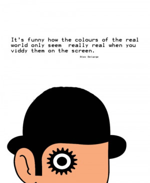 Clockwork Orange Book Quotes A Clockwork Orange Book Quotes