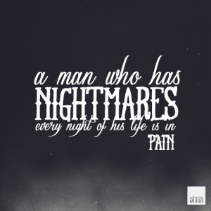Nightmares Quotes