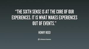 Sixth Sense Quotes