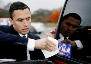 Harold Ford Jr Family