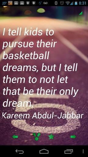 Athletes Quotes Pro Screenshot 2