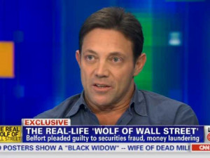 Wolf Of Wall Street Quotes Real wolf of wall street: 'i