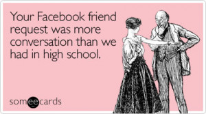 facebook and your profile picture friend request funny quotes facebook ...