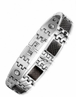 316L-Health-men-s-bracelets-magnet-stainless-steel-man-fashion-jewelry ...