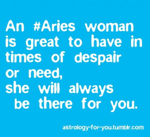 Aries Woman Quotes An aries woman