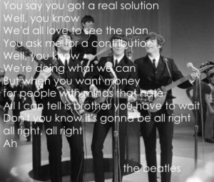 Beatles Quotes Tumblr