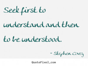 Stephen Covey Inspirational Diy Quote Wall Art