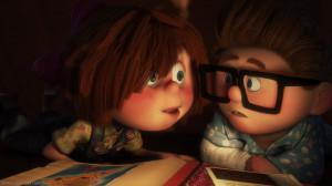 Love Meter: Carl and Ellie