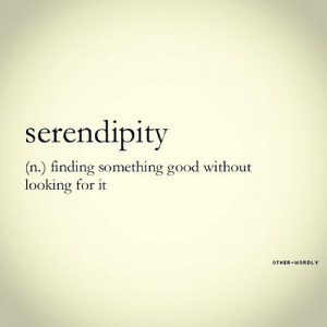 Serendipity Quotes #quotes #love #serendipity