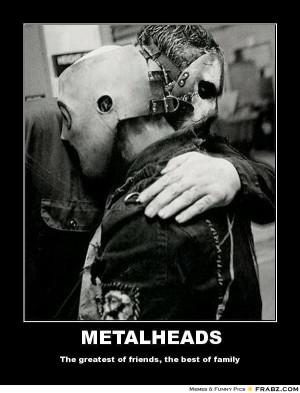Metalhead Meme