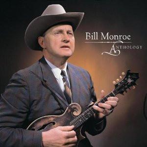 Bill Monroe's MCA box set, it was Vic Jordan, same with