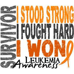 survivor_4_leukemia_shirts_and_gifts_greeting_card.jpg?height=250 ...