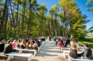 Outdoor Forest Wedding Venues