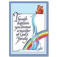 Adult Baptism Cards