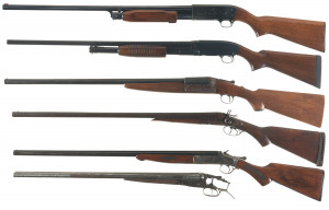 Ithaca Model 37 Featherlight Shotgun