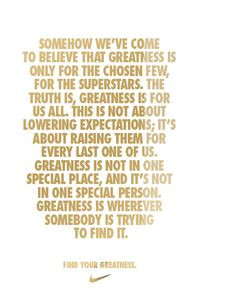 Nike Volleyball Quotes Tumblr Nike quotes ♥