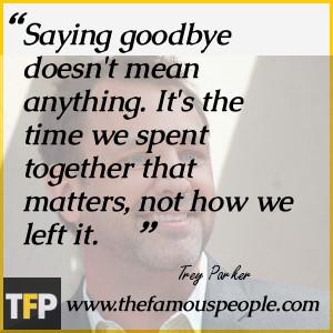 Trey Parker Biography
