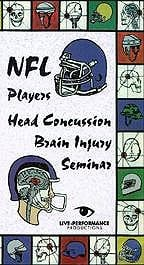 NFL Players Head Concussion Brain Injury Seminar