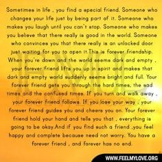 Special Friend Quotes