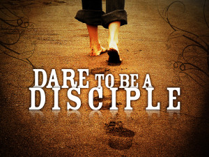 My journey as a disciple of Jesus