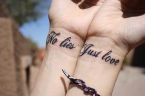 black, bright eyes, cute, cute tattoo, lies, love, photo, photography ...