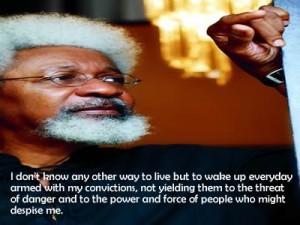 Prof. Wole Soyinka Quotes: The Ten Famous Sayings of Africa's First ...