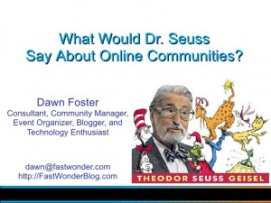 Diversity Quotes Dr. Seuss Dr. seuss and online