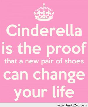 Funny Cinderella Quote - Funny Picture