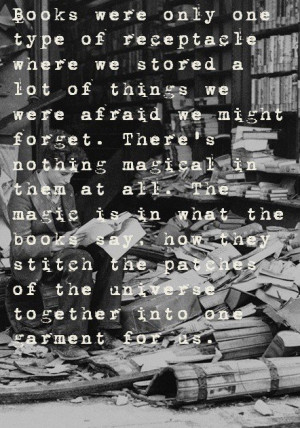 Fahrenheit 451 quotes, best, sayings, deep, wise