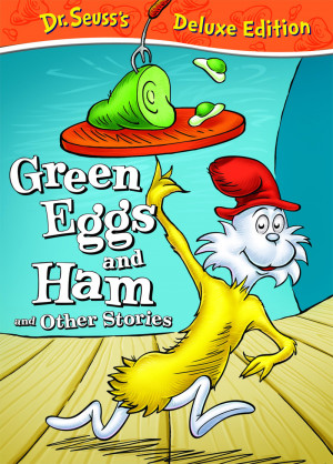 Dr Seuss Quotes Green Eggs And Ham Dr. seuss' green eggs and ham
