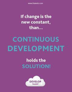 Quote - Business - HR - Develop Talent: