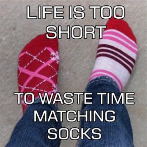 New Socks ~ Bob Shea