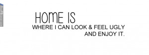 Home Quotes Facebook Banner