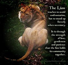 Lion Pride Quotes The Lions Pride is a