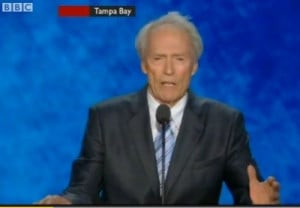 Hilarious Quotes From Clint Eastwood's 'Invisible Obama' RNC Speech