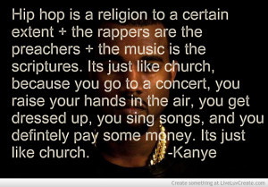 Kanyes Sad But True Quote
