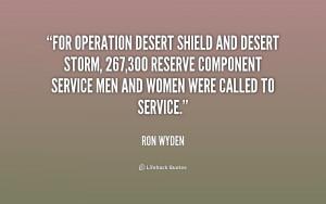 For Operation Desert Shield and Desert Storm, 267,300 reserve ...
