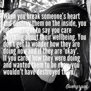 broken heart quotes broken heart quotes tumblr quotes heart break 349 ...