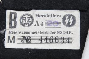 Wehrmacht Collar Tabs