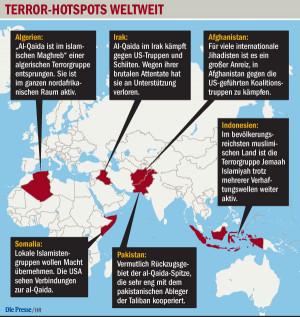Qaida Propagande Images