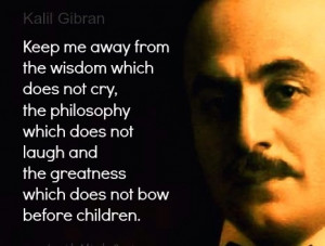 ICON AND STATE OF MIND – KHALIL GIBRAN