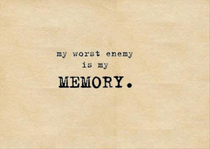 Funny Memory Quotes, Phrases, and Sayings