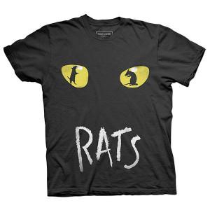 Rats tee – Cats the Musical T-shirt