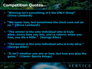 competition Competition Quotes… by zhangyun