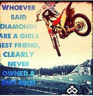 Dirt bikes all day. Everyday. But God is the center of it all!