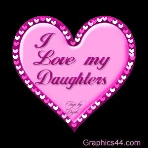 LOve My Daughter